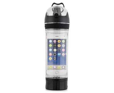 iBottle 443mL Water Bottle - Black