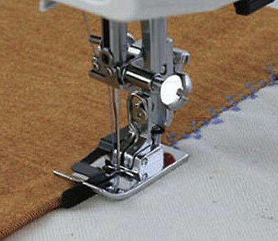 Joining/Stitch in Ditch Foot Snap on Edge For Sewing Machine Brother Domestic U