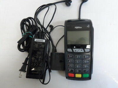 INGENICO ICT220 11T2371A Credit Card Terminal with Chip