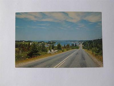 Hackett's Cove Postcard South Shore Tourist Region Nova Scotia Canada