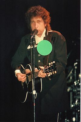 Bob Dylan 8 - 4X6 Color Concert Photo Set #1A