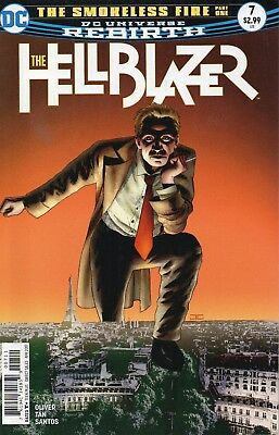 Hellblazer #7 (NM)`17 Oliver/ Tan