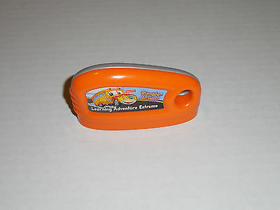 Fisher Price Smart Cycle Game Cartridge Rumble Action Learning Adventure Extreme