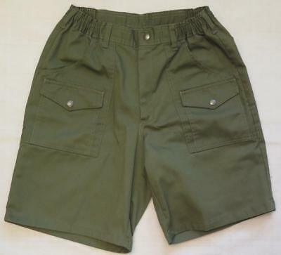 BSA Pre-Centennial Boy Scout Official Uniform Shorts size 32 w/ FREE SHIP (USA)
