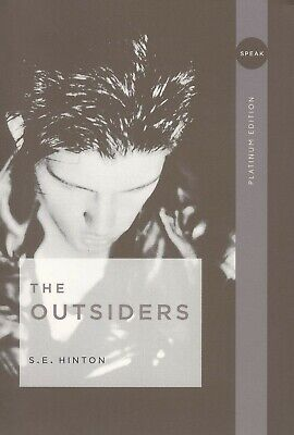 The Outsiders by S. E. Hinton (2006, Paperback) PONYBOY