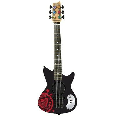 First Act - Venom Rock Portable Electric Guitar