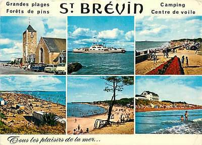 44* ST BREVIN   multivues     (CPSM 10x15cm)          MA64-0473