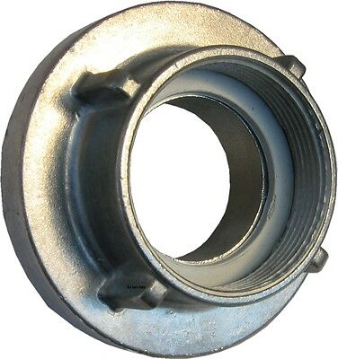 Storz Solid Coupling Female Thread Aluminum Fire Service Coupling