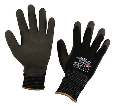 EXTREM WARME Winter Arbeitshandschuhe PowerGrab Thermo W Winterhandschuhe 8 - 11