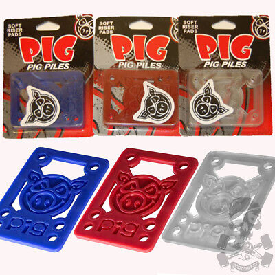 """Pig Riser pads either 1//8/"""" or 1//4/"""" FREE J/&J/'S STICKER AND BADGE"""