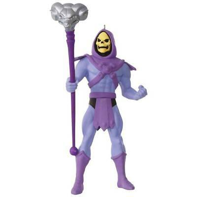 Hallmark 2017 Skeletor Masters of the Universe  He Man Christmas Ornament