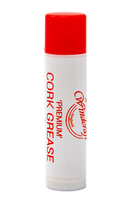 Windcraft Cork Grease - Lipstick Style - For Woodwinds Clarinet/Sax/Oboe