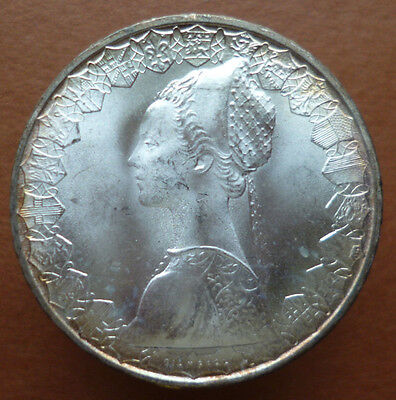 1966- 500 Lire Silver coin Repubblica Italiana, mint, uncirculared