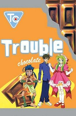 *Billig!* TROUBLE CHOCOLATE | MA378 | Episodes 01-13 | 3 DVDs | English Audio!-