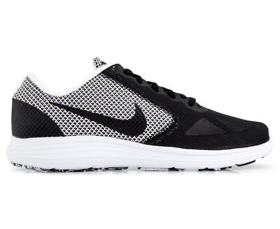 Nike Men's Revolution 3 Shoe - White/Black