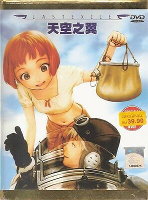 *Billig!* LAST EXILE Paket | TV S1+S2 | 01-47 | English Subs | 4 DVDs in 2 Sets