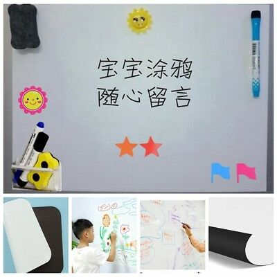 A3 A4 Planner Organiser DIY Refrigerator Fridge Magnet Home Office Whiteboard
