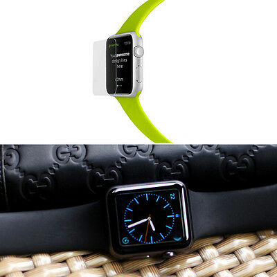 For Apple Watch Iwatch Slim Tempered Glass Film Screen Protector 38mm/42mm Hot