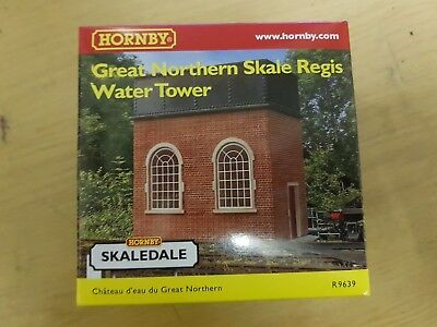 Hornby Skaledale Great Northern Skale Regis Water Tower R9639 *** RARE *** NEW