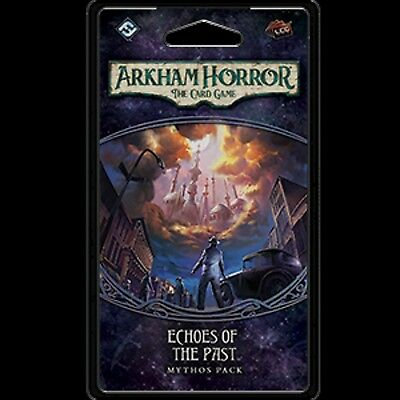 Echoes of the Past Mythos Pack: Arkham Horror LCG Exp (Pre-Order October 2017)