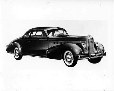 1938 LaSalle Two Passenger Coupe ORIGINAL Factory Photo oub7345