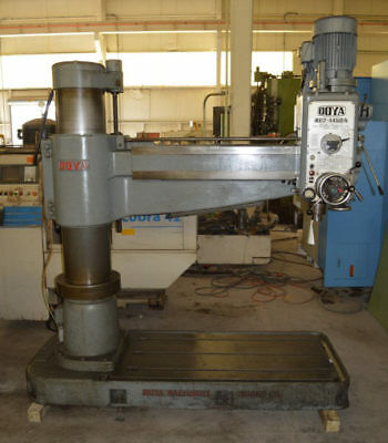 "5'13' Ooya ""re2-1450A"" Radial Drill - #28221"