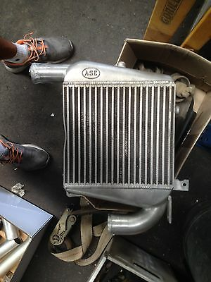 Nissan Navara D22 Zd30 Hpd Intercooler Kit + Catch Can + Kw Chip + Intake Delete