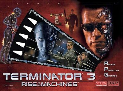 TERMINATOR 3 LED Lighting Kit SUPER BRIGHT Custom Complete LED KIT - STERN