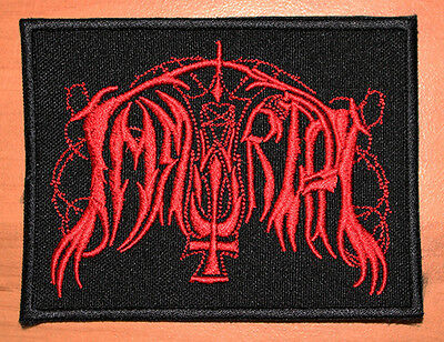 IMMORTAL woven PATCH (1)