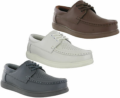 Bowls Bowling Leather Lace Slip On Flat Sport Unisex Breathable Shoes