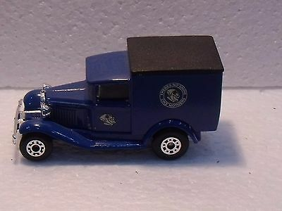 Matchbox Superfast Mb38 Ford Pre Pro Decals Mothers Polish Blue Body See Pic