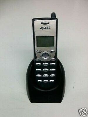 Zyxel Prestige 2000W VoIP WiFi Phone . Charging station UK.