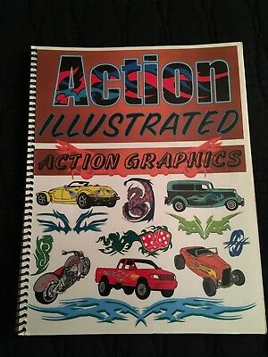 DRT Artworks Action Illustrated Action Graphics Clip Art