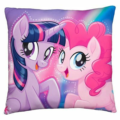 My Little Pony Adventure Reversible Filled Cushion Pink Purple Girls Free P+P