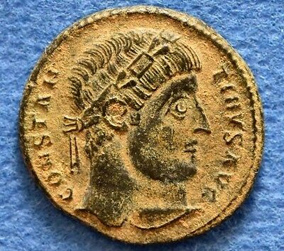 Perfect Saint CONSTANTINE I. (The Great) 307-337AD. Ancient Roman Imperial coin.