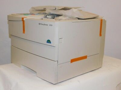New Pitney Bowes 2030 Plain Paper Laser Fax Machine Copier.