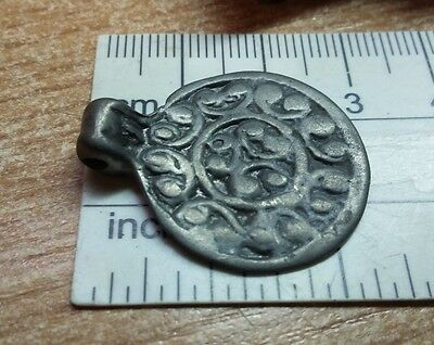 ANCIENT RARE 100% Authentic Viking PENDANT Viking Kievan Rus 9-10 century #2432