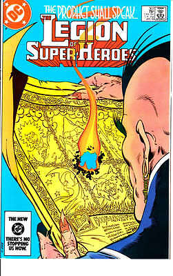 Legion of Super Heroes #307