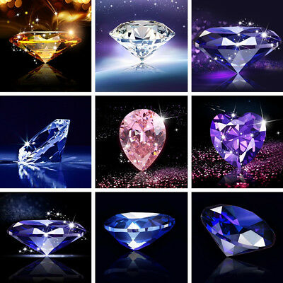 Cut Unheated Sapphire Loose Gemstone Necklaces Zircon Ring Decor Christmas Gift!