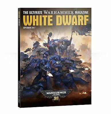 White Dwarf September 2017 30th Anniversary Edition