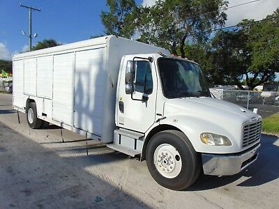"2006 Freightliner M2-106 Beverage Delivery ""mickey Bodies"" Truck - Mercedes Benz"