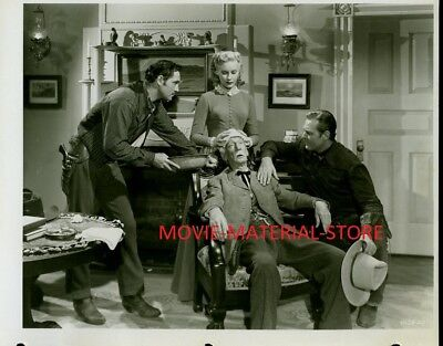 """Allan Rocky Lane Captive of Billy the Kid 8x10"""" Photo From Orig Neg #M6827"""