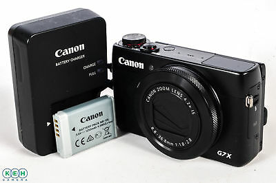 Canon Powershot G7X Digital Camera {20 M/P}