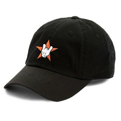 53fb1432ca8 Houston Star Hand Emoji H-Town Dad Hat Embroidered Curved Adjustable  Baseball Ca