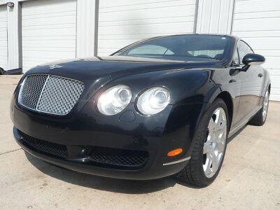 2006 Bentley Continental GT MULLINER 2006 Bentley Continental GT MULLINER EDITION. ALL WHEEL DRIVE, TWIN TURBO