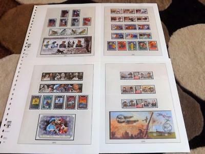 Isle Of Man-2000-Compl Years Commems+3 Sheets-(No Stamp Show)-Fine Used