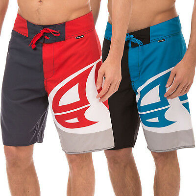 Animal Mens Paulo Summer Holiday Swimming Swim Surf Boardshort Shorts