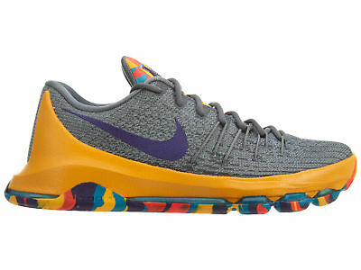 546fde948e1a NIKE KD 8 VIII PG County Mens 749375-050 Grey Durant Basketball Shoes Size  10.5 -  219.99