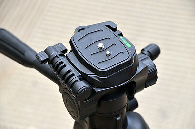 Quick Release Plate for Ravelli APLT4 Tripods
