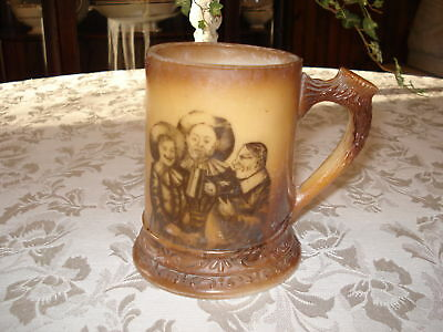 Antique Mug/Tankard Three Musketeers???